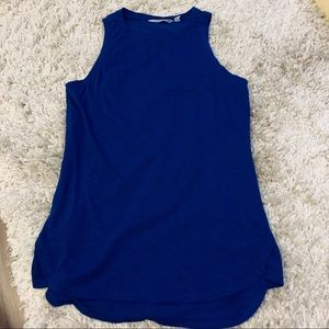 Athleta Blue Muscle Tank